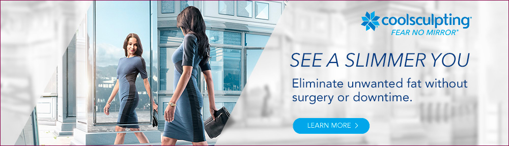 Click here to learn more about Fort Wayne Plastic Surgery's CoolSculpting services.