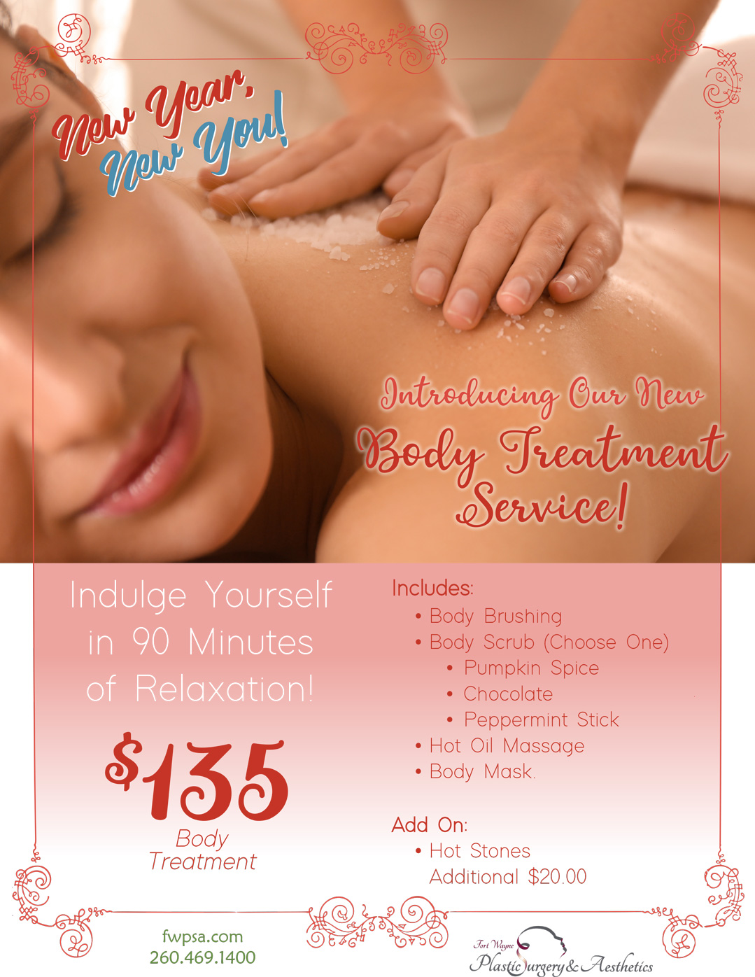 spa treatments, massage